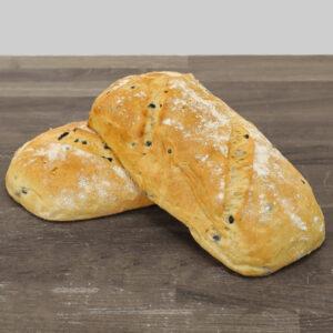 Bröd limpa med Oliver