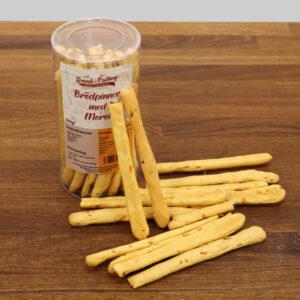 Brödpinnar med morötter
