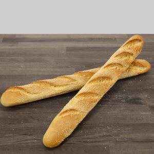 Grekiska baguette