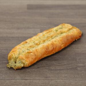 Potatis paj med dill