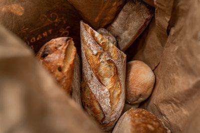 Färska Bröd